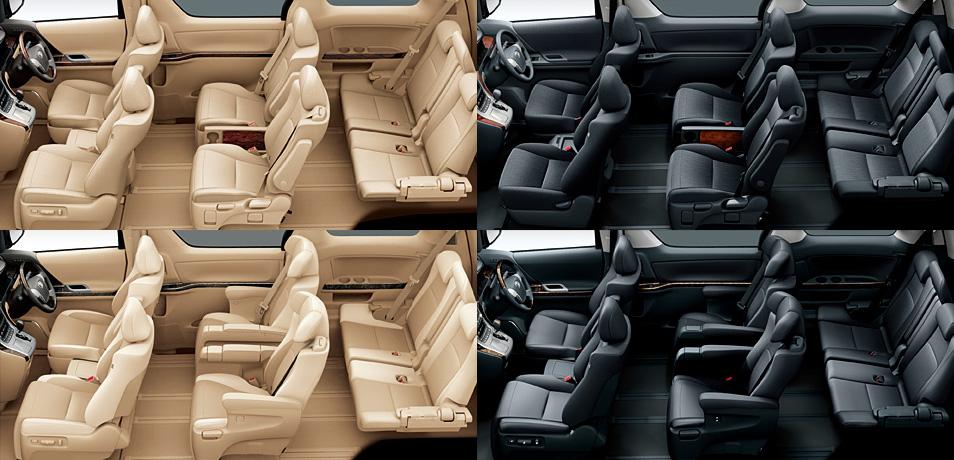 Learn These รถ Toyota Alphard กับ Vellfire ต่างกันอย่างไร {Swypeout}